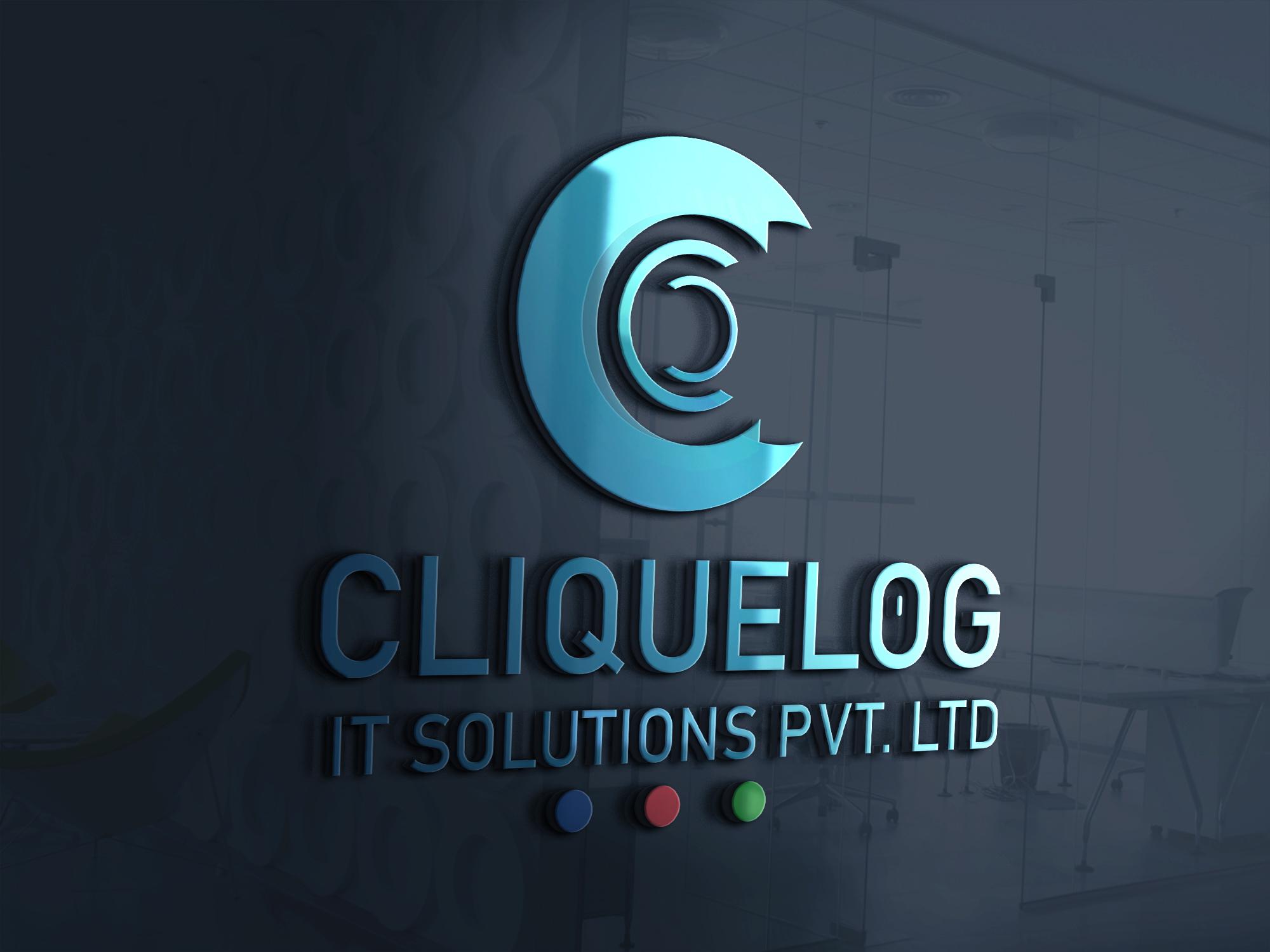 cliquelog signwall